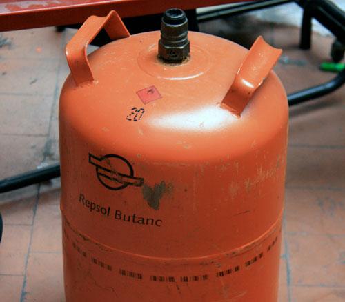 gases para los diferentes tipos de calderas de gas